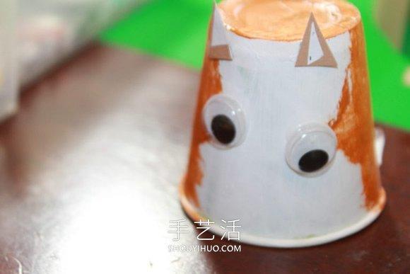 ��渭�杯松鼠手工制作�D片 -  www.shouyihuo.com