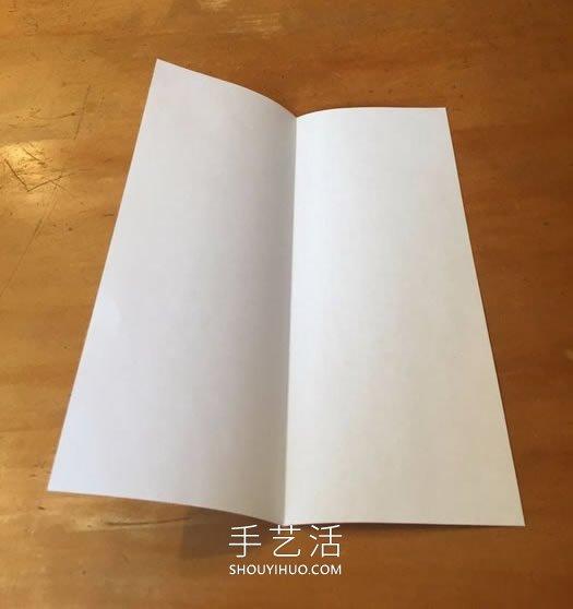 平头飞机怎么折的折法图解 -  www.shouyihuo.com