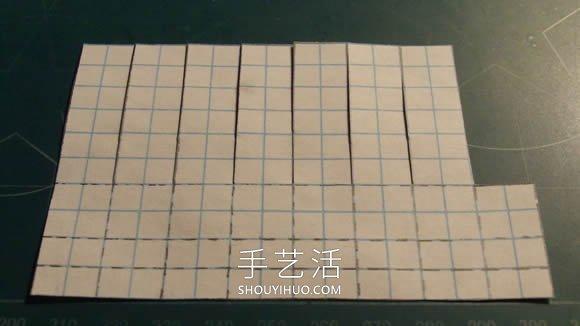 旋�D��w�C的折法最��巍�教程 -  www.shouyihuo.com