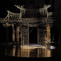 耗时9个月,以电缆铜线创作的金工艺术!