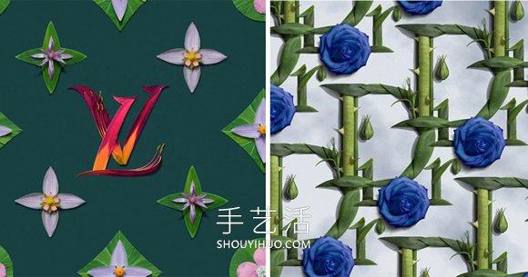 �r尚品牌logo掉�M花�为��_�矶际且廊华�立花世界!井上�_�淼囊��妙用就是自己花瓣DIY -  www.shouyihuo.com