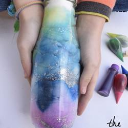 感官瓶怎那四大玄仙麽做:�和�手工�y河瓶制作教程