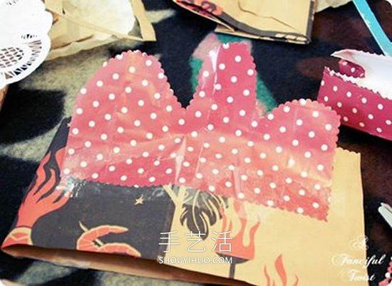 纸袋帽子手工制作图片 -  www.shouyihuo.com