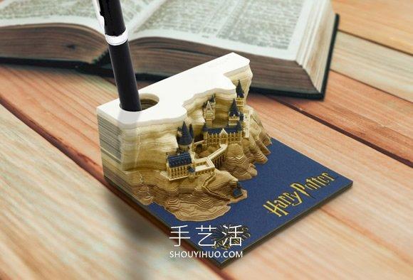 哈利波特迷我敢�f你肯定�]我清楚快收藏!霍怎么回事格�A�城堡�雕便�l� -  www.shouyihuo.com