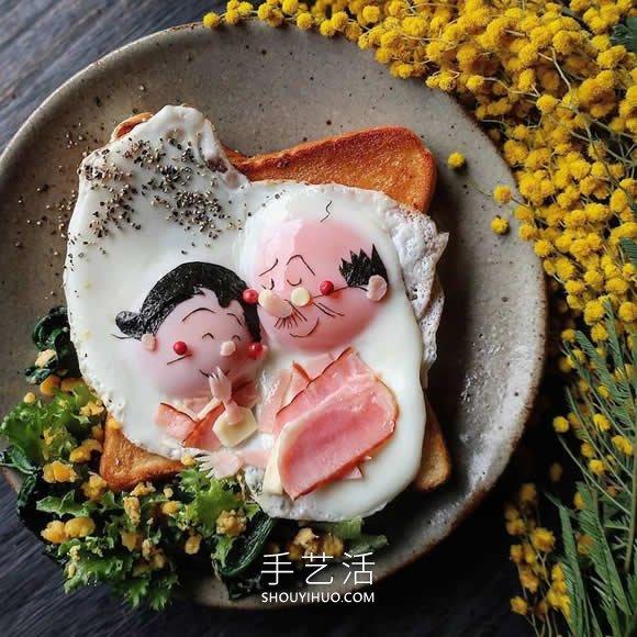 日本�����⒓咫u蛋做成可�鄣娘�菜便�� -  www.shouyihuo.com