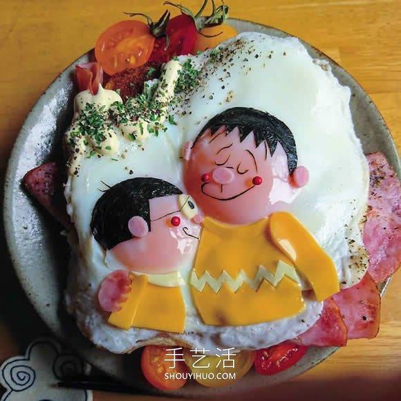日本�����⒓咫u蛋做成可�勰悴恢�道的�菜便�� -  www.shouyihuo.com