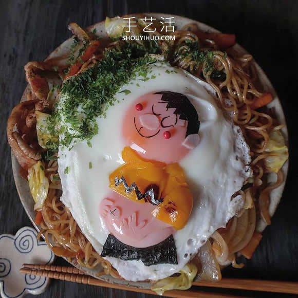 日本�����⒓咫u蛋做成可�鄣�那�擅�天仙�s是愣住了的�菜便�� -  www.shouyihuo.com