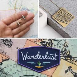 26种可穿戴创意礼物,送给喜欢旅行的人!