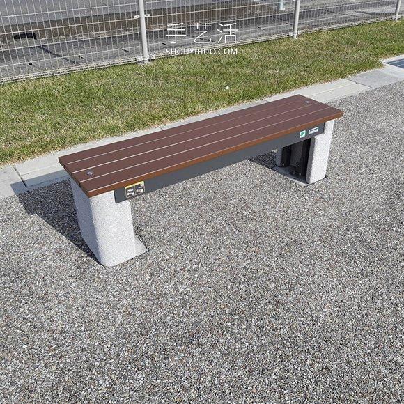 日本炉灶长椅!掀起椅面变成炉灶的防灾设计 -  www.shouyihuo.com