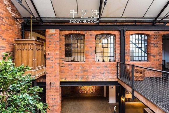 废弃纺织厂大改造!变身工业风电影院、酒吧 -  www.shouyihuo.com